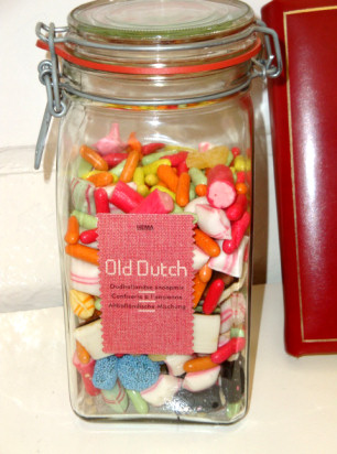 Help yourself to typical dutch sweets