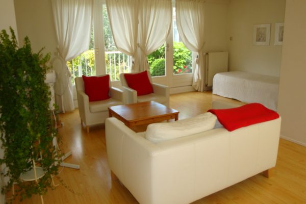Family suite in summer